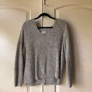Universal Threads | Cozy grey sweater